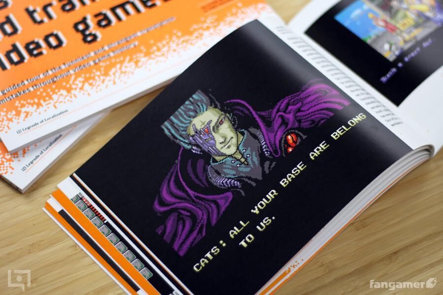 video game translation